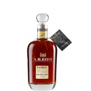 A.H. RIISE FAMILY RESERVE SOLERA 42% 0,7L